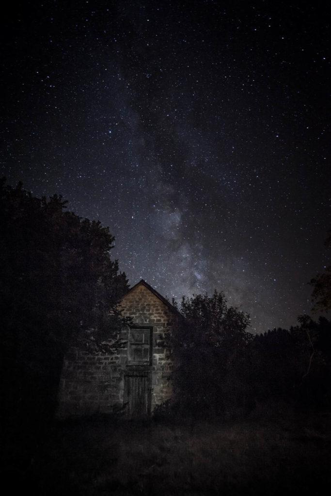 Theillac de nuit