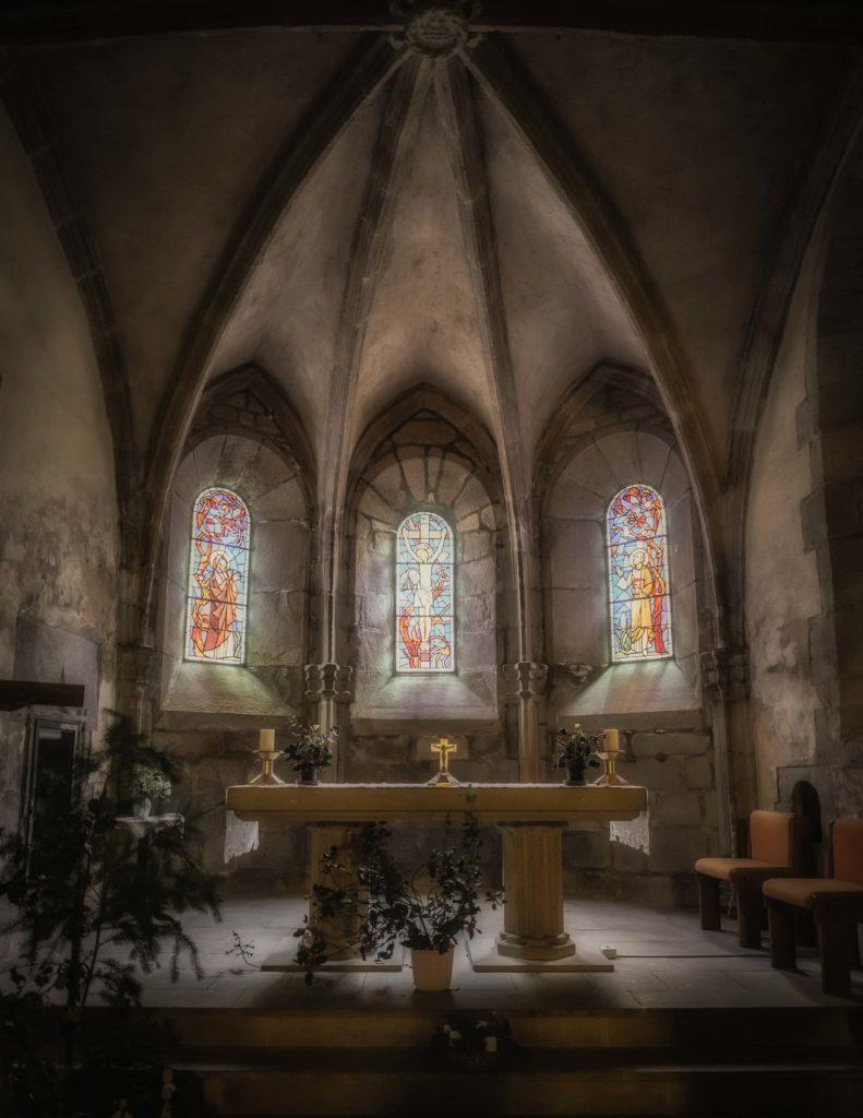 chapelle de Bugeat